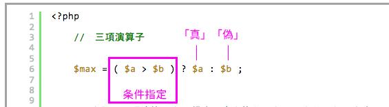 三 項 演算 子 javascript 三項演算子で真だけ処理したい[一行でif文]